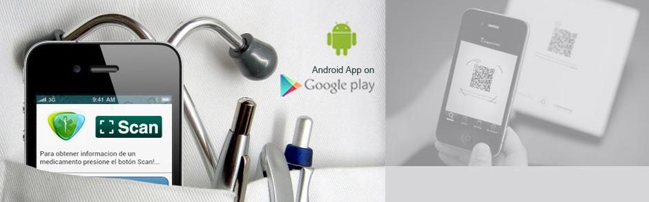 trazamed app para android